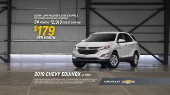 2019 Chevrolet Equinox TV Spot, 'Chevy Surprises Competitive Owners When It Comes to Reliability' [T2] - Thumbnail 7