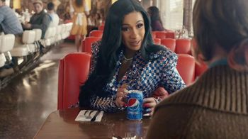 Pepsi Super Bowl 2019 Teaser, 'Cardi B's Diamond Can' Featuring Cardi B - Thumbnail 1