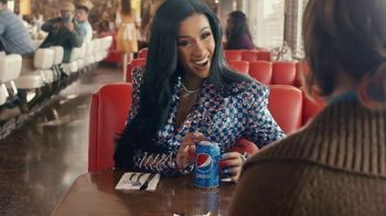 Pepsi Super Bowl 2019 Teaser, 'Cardi B's Diamond Can' Featuring Cardi B - Thumbnail 4