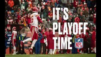 NFL TV Spot, 'Playoff Time: Fire Emoji Mahomes' - Thumbnail 8