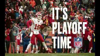 NFL TV Spot, 'Playoff Time: Fire Emoji Mahomes' - Thumbnail 7