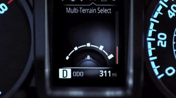 Toyota Tacoma TV Spot, 'Equipped to Rip: HUD' [T2] - Thumbnail 6