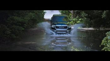Ram 1500 TV Spot, 'Busy Hands' [T1] - Thumbnail 2