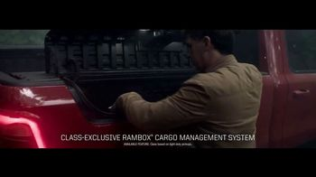 Ram 1500 TV Spot, 'Busy Hands' [T1] - Thumbnail 3