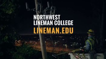 Northwest Lineman College TV Spot, 'Help Is in Route' - Thumbnail 10