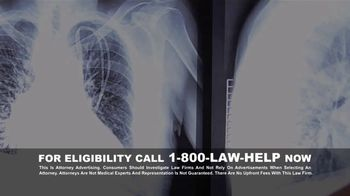 1-800-LAW-HELP TV Spot, 'Lung Cancer' - Thumbnail 1