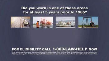 1-800-LAW-HELP TV Spot, 'Lung Cancer' - Thumbnail 3