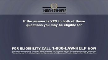 1-800-LAW-HELP TV Spot, 'Lung Cancer' - Thumbnail 5