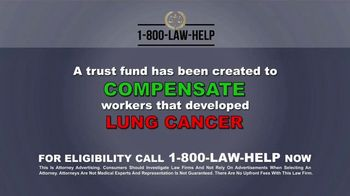 1-800-LAW-HELP TV Spot, 'Lung Cancer' - Thumbnail 7