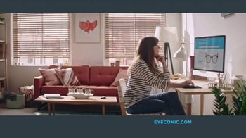 Eyeconic TV Spot, 'Behind the Scenes: Shipping and Returns' - Thumbnail 1