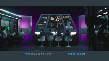 Eyeconic TV Spot, 'Behind the Scenes: Shipping and Returns' - Thumbnail 4