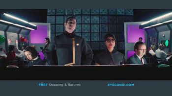 Eyeconic TV Spot, 'Behind the Scenes: Shipping and Returns' - Thumbnail 5