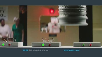 Eyeconic TV Spot, 'Behind the Scenes: Shipping and Returns' - Thumbnail 8