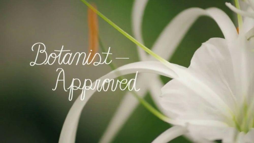 Herbal Essences bio:renew TV Commercial, 'Real Botanicals'