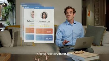UpNest TV Spot, 'Compare Top Realtor Commissions and Services' - Thumbnail 7