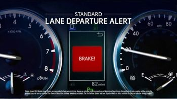 2019 Toyota Highlander TV Spot, 'Weather Forecast: Safety' [T2] - Thumbnail 3