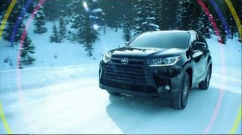 2019 Toyota Highlander TV Spot, 'Weather Forecast: Safety' [T2] - Thumbnail 4