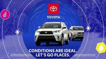 2019 Toyota Highlander TV Spot, 'Weather Forecast: Safety' [T2] - Thumbnail 6