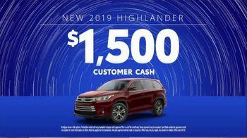 2019 Toyota Highlander TV Spot, 'Weather Forecast: Safety' [T2] - Thumbnail 8