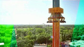 Busch Gardens TV Spot, 'Taking Thrills to New Heights' - Thumbnail 2