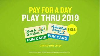 Busch Gardens TV Spot, 'Taking Thrills to New Heights' - Thumbnail 7
