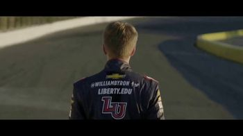 Liberty University TV Spot, 'Challenges' Featuring William Byron - Thumbnail 3