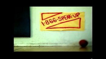1-866-SPEAK-UP TV Spot, 'Read the Signs' - Thumbnail 8