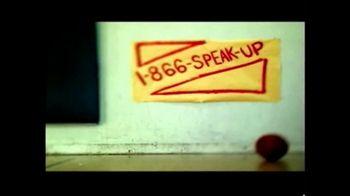 1-866-SPEAK-UP TV Spot, 'Read the Signs' - Thumbnail 7
