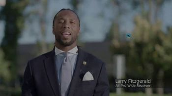 2019 AT&T Pebble Beach Pro-Am TV Spot, 'World's Best' Featuring Larry Fitzgerald - Thumbnail 1