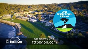 2019 AT&T Pebble Beach Pro-Am TV Spot, 'World's Best' Featuring Larry Fitzgerald - Thumbnail 10