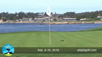 2019 AT&T Pebble Beach Pro-Am TV Spot, 'World's Best' Featuring Larry Fitzgerald - Thumbnail 3
