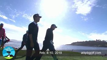 2019 AT&T Pebble Beach Pro-Am TV Spot, 'World's Best' Featuring Larry Fitzgerald - Thumbnail 4