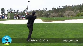 2019 AT&T Pebble Beach Pro-Am TV Spot, 'World's Best' Featuring Larry Fitzgerald - Thumbnail 5