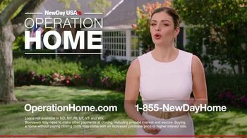NewDay USA Operation Home TV Spot, 'Worth More' - 40 commercial airings