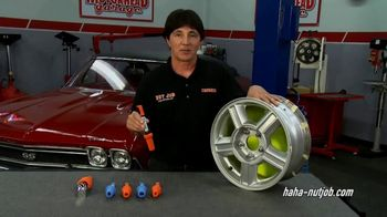 Nut Job TV Spot, 'Ultimate Detailing Tool'