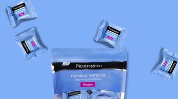 Neutrogena Makeup Remover Single TV Spot, 'Rain or Shine' - Thumbnail 8