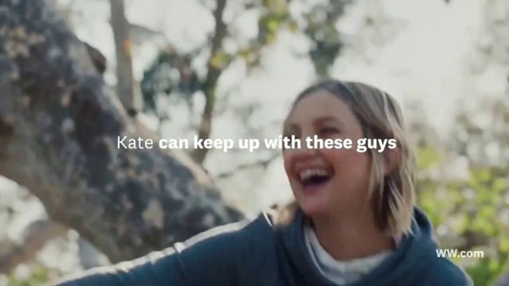 WW TV Commercial, '2019 Anthem Optimized: One Month Free' Ft. Oprah Winfrey, Kate Hudson Song by Liz
