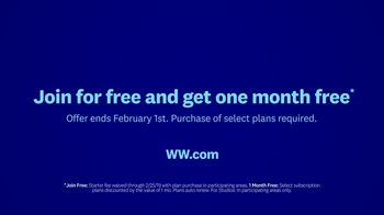 WW TV Spot, '2019 Anthem Optimized: One Month Free' Ft. Oprah Winfrey, Kate Hudson Song by Lizzo - Thumbnail 6