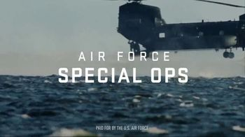 U.S. Air Force TV Spot, 'Special Ops: We Need People Who Can Do This' - Thumbnail 10