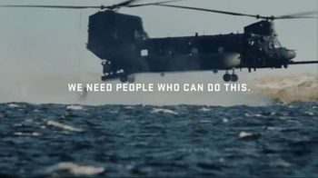 U.S. Air Force TV Spot, 'Special Ops: We Need People Who Can Do This' - Thumbnail 8