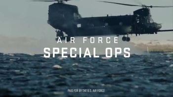 U.S. Air Force TV Spot, 'Special Ops: We Need People Who Can Do This' - Thumbnail 9