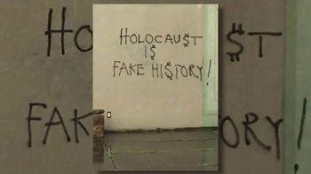 Simon Wiesenthal Center TV Spot, 'The Memory Is Under Assault' - Thumbnail 3