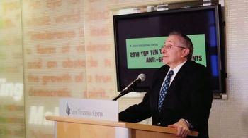 Simon Wiesenthal Center TV Spot, 'The Memory Is Under Assault' - Thumbnail 6