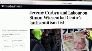 Simon Wiesenthal Center TV Spot, 'The Memory Is Under Assault' - Thumbnail 7