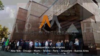 Simon Wiesenthal Center TV Spot, 'The Memory Is Under Assault' - Thumbnail 8
