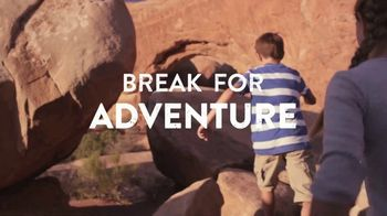 Moab Area Travel Council TV Spot, 'Moab Break'