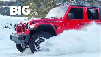 Jeep Big Finish Event TV Spot, 'Great Deals All Month Long' Song by OneRepublic [T2] - Thumbnail 1