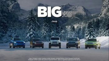 Jeep Big Finish Event TV Spot, 'Great Deals All Month Long' Song by OneRepublic [T2] - Thumbnail 5