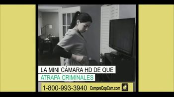Cop Cam TV Spot, 'Detectar movimiento' [Spanish]