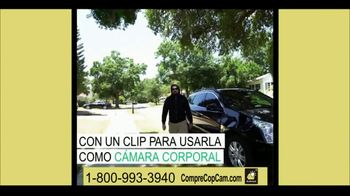 Cop Cam TV Spot, 'Detectar movimiento' [Spanish] - Thumbnail 6